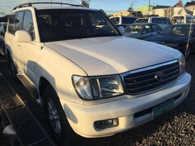 Toyota Land Cruiser 1999 Lc100 V8 Gas AT