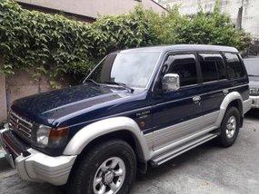 1998 Mitsubishi Pajero Local Blue For Sale