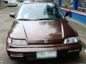 Honda civic Ef d12b1 1991 model for sale