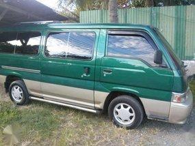 Nissan urvan escapade for sale