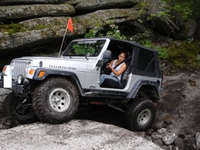 2005 Jeep Wrangler Rubicon for sale
