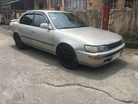 1992 Model Toyota Corolla For Sale