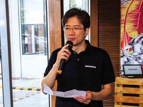 President of Honda cracks mystery of why HCPI never joins taxi market