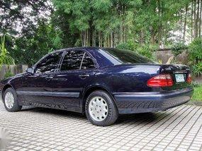 2001 Mercedes E200 E-class 104,000km Mileage