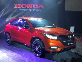 Honda HR-V 2018 facelift officially launched in the Philippines
