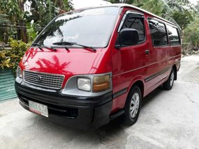 Toyota Hiace commuter van 18seaters 2001