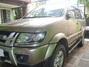 ISUZU Sportivo x AT Genuine 2015 model Diesel