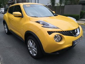 2017 Nissan Juke 1.6 CVT for sale
