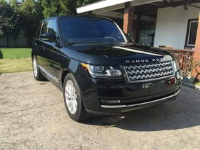 2018 Land Rover Range Rover Full Size for sale