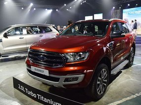 Ford Everest 2018 Philipines review: A new level of refinement