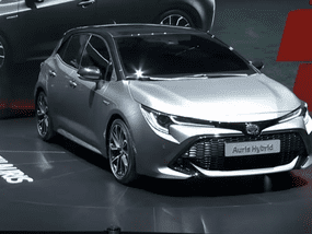 No more Auris nameplate, European market adopts Corolla for all 3 body types