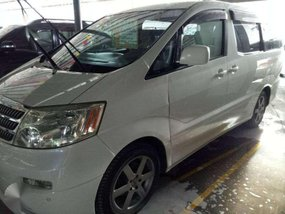 2003 Toyota Alphard Gas Automatic FOR SALE