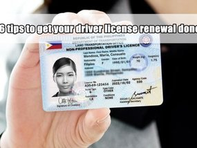 6 tips to get your driver license renewal done in PH with least hassle