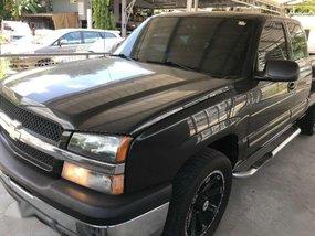 2004s Chevrolet Silverado 4x4 Gas AT rush P699K