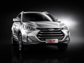 JAC S7 COMPACT SUV 2018 FOR SALE