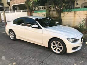 Well-kept BMW 318d 2015 for sale