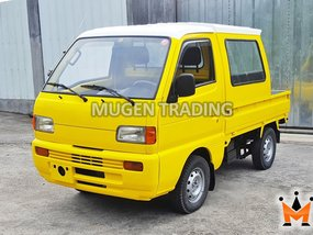 2018 Suzuki Carry Dropside with Canopy by Mugen Trading Motorworks