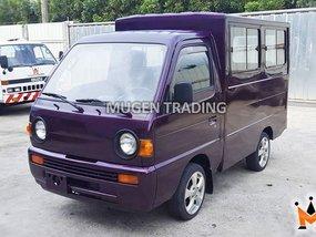 2018 SUZUKI CARRY FB units by Mugen Trading Motorworks