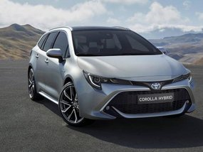 Toyota Corolla Touring Sports 2019 to be launched next month with a massive trunk