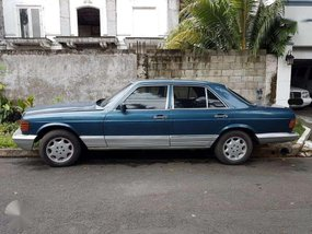 Mercedes Benz S-Class 1983 Model For Sale