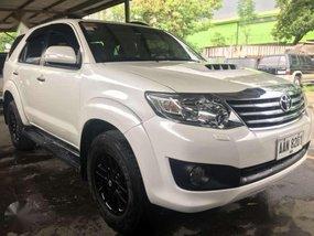 2014 Model Toyota Fortuner For Sale
