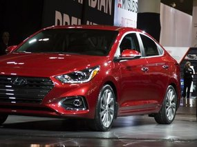 Hyundai Accent 2018 to come in the Philippines from India?