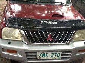 Mitsubishi Strada pick up 4x4 2003 for sale