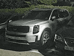 Spy shots reveal camo-free Kia Telluride 2019 staying true to its concept