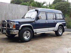 93 Fresh Nissan Safari Patrol 4x4 for sale