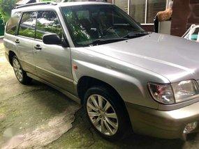 Subaru Forester 2002 Model For Sale