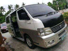 Nissan Urvan estate 2003 FOR SALE