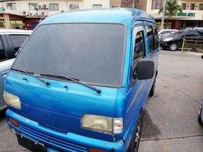 Suzuki Multicab Blue Van For Sale