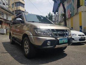 2013 Isuzu Sportivo X Brown For Sale