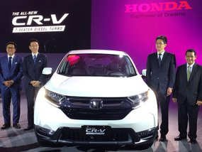Honda CR-V 2018 Review: Extraordinary, revolutionary, what's else?