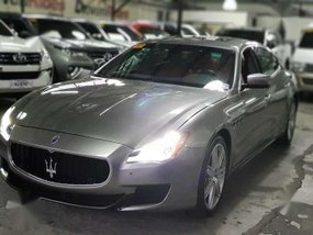 Maserati Quattroporte 2015 Released 2017 Model DrivenRides