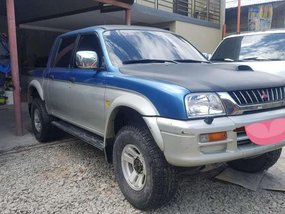 2001 Mitsubishi Strada Endeavor 4x4 For Sale