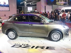 Suzuki Dzire 2018 Philippines Review: An Affordable Sedan to Conquer City Traffic