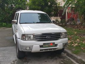 Ford Everest 2004 XLT AT FOR SALE