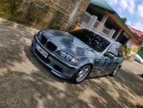 BMW E46 318i AT Grey For Sale