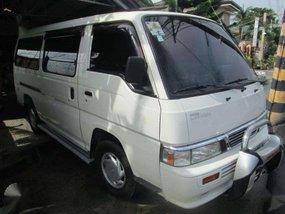 2002 Nissan Urvan Good running condition