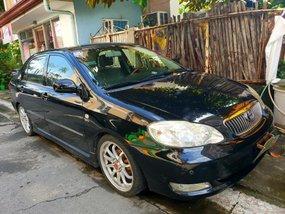 Toyota Corolla Altis 2006 Black For Sale