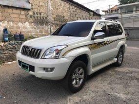 Toyota Land Cruise Prado 4x4 Automatic For Sale