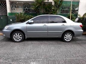 Toyota Corolla Altis E 1.6L 2007 For Sale