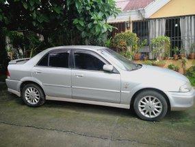 2000 Ford Lynx Ghia Silver For Sale