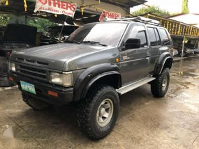 1997 Nissan Terrano 27 tdic 4x4 dsl at lift up patrol vitara surf