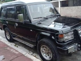 Mitsubishi Pajero 4x4 1994 Black For Sale