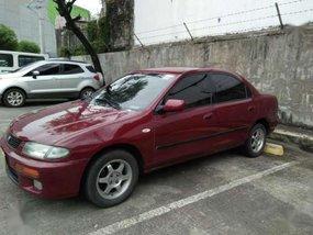 Selling lady driven Mazda 323 Familia Gen 2 1996