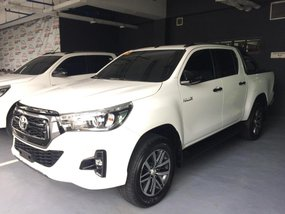 2018 Toyota Hilux Conquest 4x4 AT For Sale