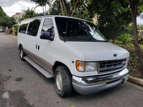 2001 FORD E150 Van FOR SALE