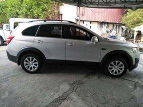 2014 Chevrolet Captiva Diesel Matic FOR SALE